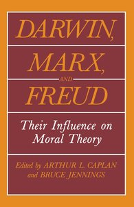 Darwin, Marx and Freud