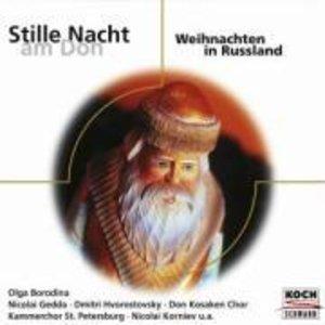 Weihnachten in Russland. Volkweisen und Lieder. Klassik-CD