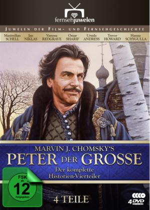 Peter der Große - Der komplette Vierteiler - zum Schließen ins Bild klicken