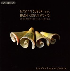 Suzuki spielt Orgelwerke von Bach