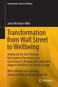 Transformation from Wall Street to Wellbeing