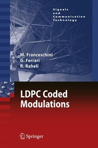 LDPC Coded Modulations