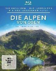 Die Alpen Von Oben-Gesamtbox
