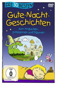 Die 30 Besten Gute-Nacht-Geschichten-Die DVD