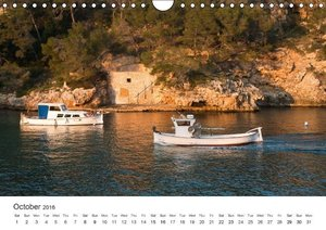 Majorca - the East Island of Dreams (Wall Calendar 2016 DIN A4 L
