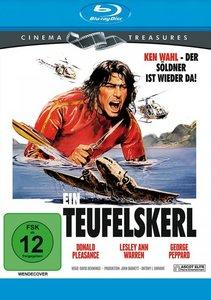 Ein Teufelskerl-Cinema Treasures-Blu-ray Disc
