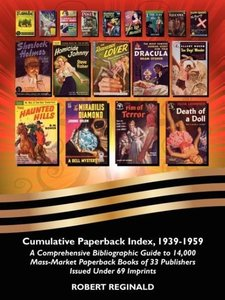 Cumulative Paperback Index, 1939-1959