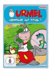 Urmel-Abenteuer auf Titiwu 1 (DVD)