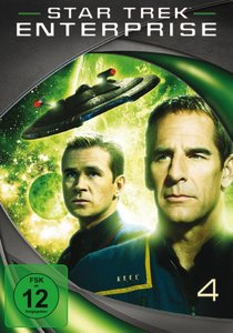 STAR TREK: Enterprise - Season 4 (6 Discs, Multibox)