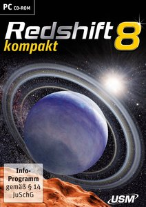Redshift 8 Kompakt - Die Planetarium Software
