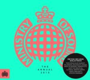 Ministry Of Sound-The Annual 2015