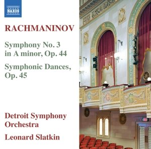 Sinfonie 3/Symphonische Tänze