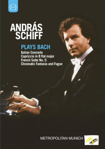 Andras Schiff plays Bach