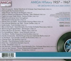 Amiga HITstory 1957-1967