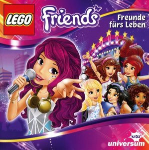 Lego Friends- Freunde fürs Leben (CD)