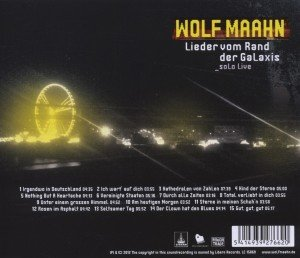 Lieder Vom Rand Der Galaxis-Solo Live