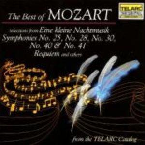 Mackerras/Shaw: Best Of Mozart