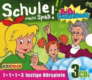 Bibi B.3 CD Box Schulanfang