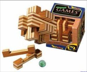 Philos 6060 - Cross Road Puzzle, Bambus