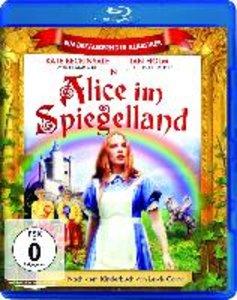 Alice im Spiegelland (Blu-ray)