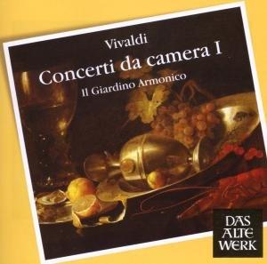 Concerti Da Camera Vol.1