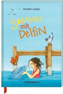 Sommer mit Delfin