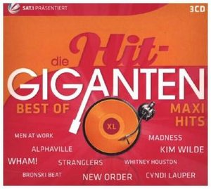 Die Hit Giganten - Best of Maxi Hits