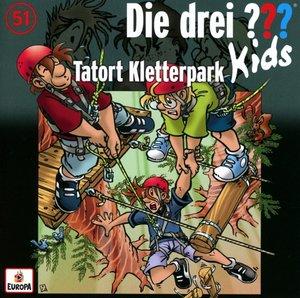 Die drei ??? Kids 51: Tatort Kletterpark (drei Fragezeichen)