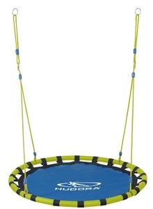 Nestschaukel Alu 120, blau/gelb