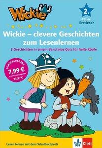 Wickie - clevere Geschichten zum Lesenlernen