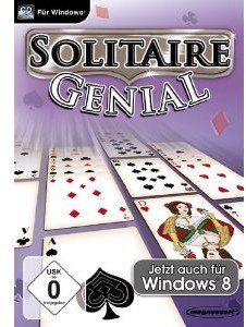 Solitaire Genial. Für Windows XP/Vista/7/8