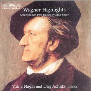 Wagner arrangiert Von Max Reger Für zwei Klaviere