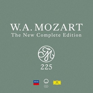 Mozart 225-The New Complete Edition (Limited Edition)