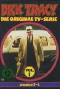 Dick Tracy die Original TV-Serie Vol.1