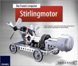 Das Franzis Lernpaket Stirlingmotor, Bauteile und Werkzeug: In d
