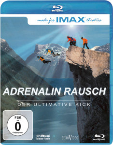 IMAX(R): Adrenalin Rausch (Blu-ray)