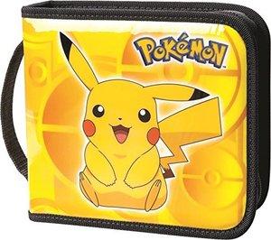 Pokemon Pikachu Folio, Tasche für Nintendo 3DS, 3DS XL, Dsi und