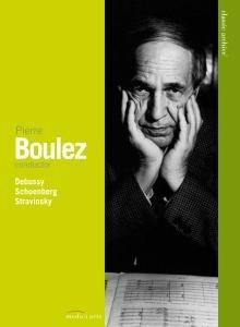 Pierre Boulez-Conductor