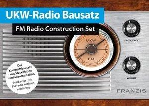 Lernpaket - UKW-Radio selber bauen (Bausatz mit Handbuch)