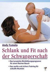 Schlank und fit nach der Schwangerschaft