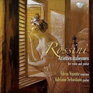 Ariettes Italiannes For Voice And Guitar