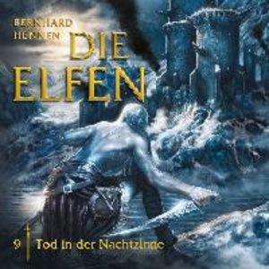 Die Elfen 09: Tod in der Nachtzinne