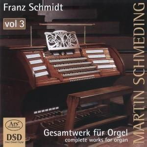 Gesamtwerk Für Orgel Vol.3