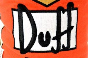 """The Simpsons Kissen """"Duff""""-Bierdose"""