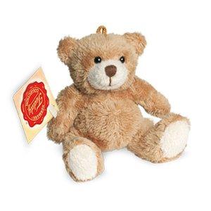 Teddy Hermann 91186 - Teddy Goldbraun 10 cm