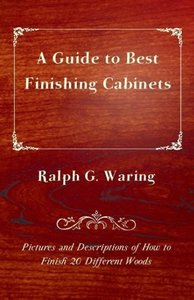 A Guide to Best Finishing Cabinets - Pictures and Descriptions o