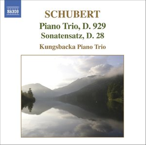 Klaviertrio 2 D 929/Sonatens