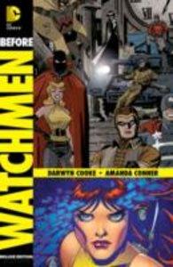 Before Watchmen 01: Minutemen / Silk Spectre