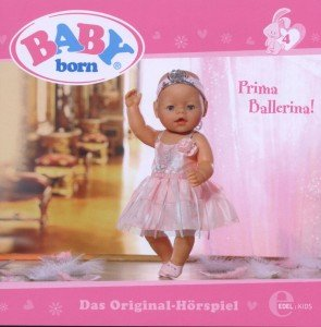 (4)Das Original-Hörspiel-Prima Ballerina!