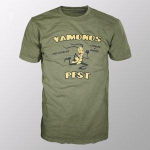 Vamonos Pest (Shirt M/Olive)